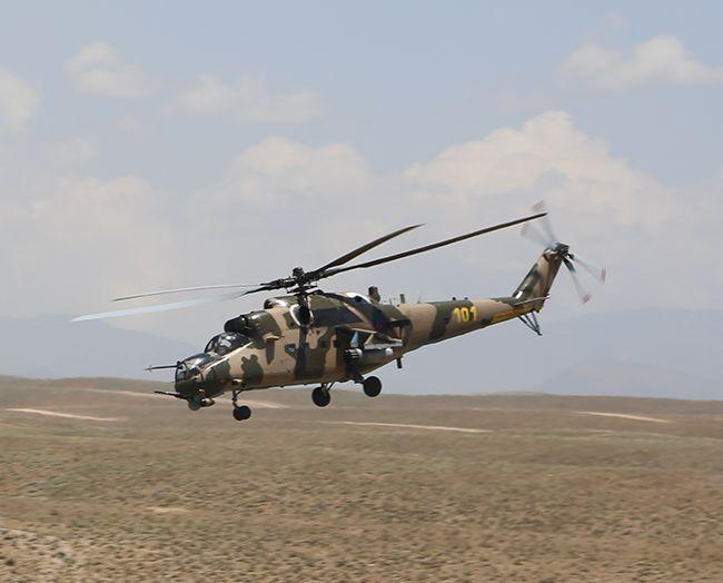 Ми-35М N101