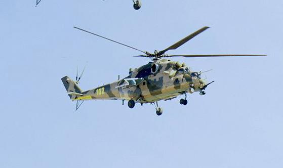 Ми-35М N102