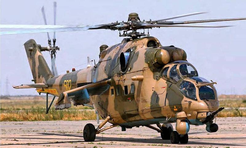Ми-35М N502