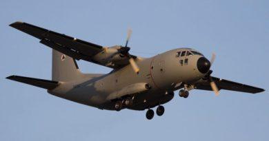 C-27A Spartan в Афганистане