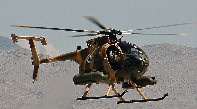 MD530F N214 with weapon