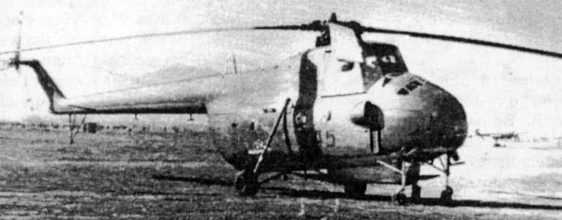 Принадлежащий ВВС Афганистана вертолет N245 в Кабуле