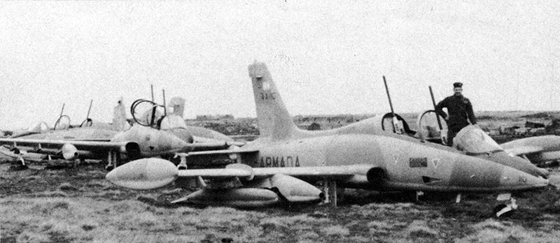 Aermachhi MB-339A 4-A-110