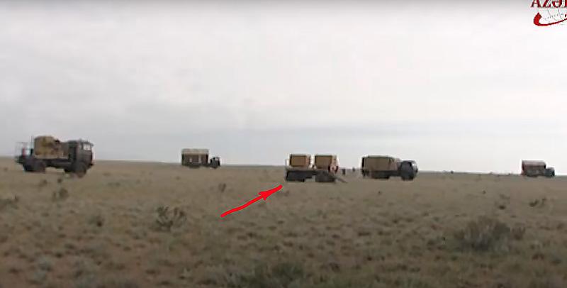Машины батареи БЛА-камикадзе Хароп