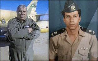 Экипаж сбитого ливийского Л-39