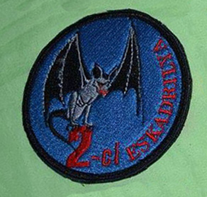Эмблема 2-й эскадрильи