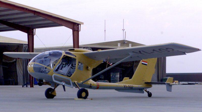Иракский SB7L-360 Seeker