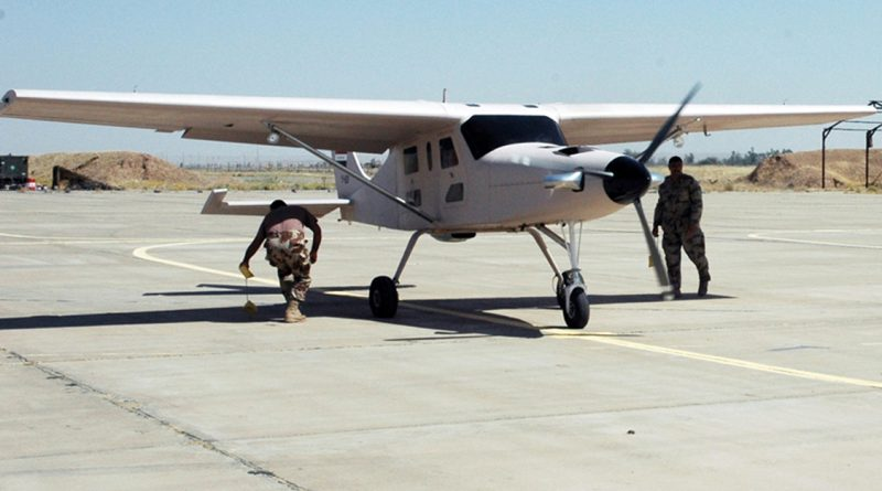 Comp Air 7SLX ВВС Ирака