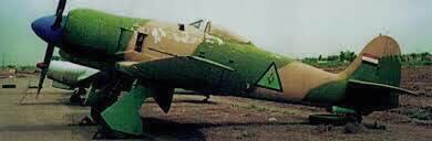 Хаукер Фьюри в конце своей карьеры в ВВС Ирака