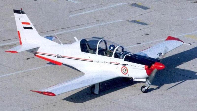 UTVA Lasta-95N Военно-Воздушных сил Ирака