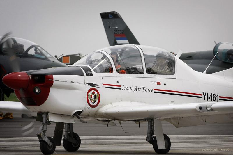 Second Iraqi AF UTVA Lasta-95N