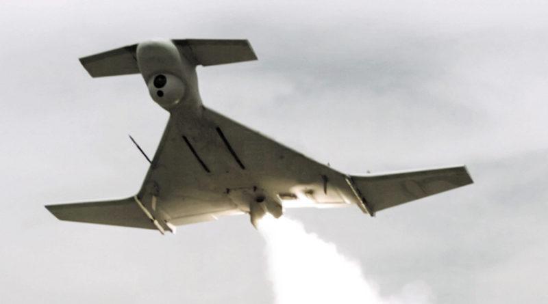 Israel UAV Harop