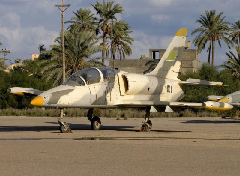 Ливийский Л-39 N1101