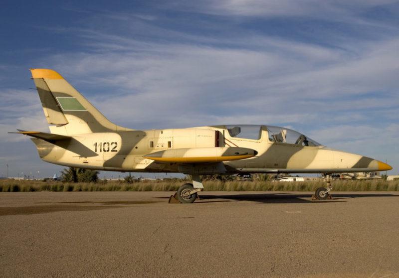Ливийский Л-39 N1102