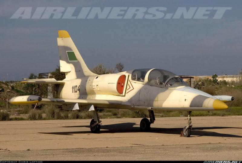 Ливийский Л-39 N1104