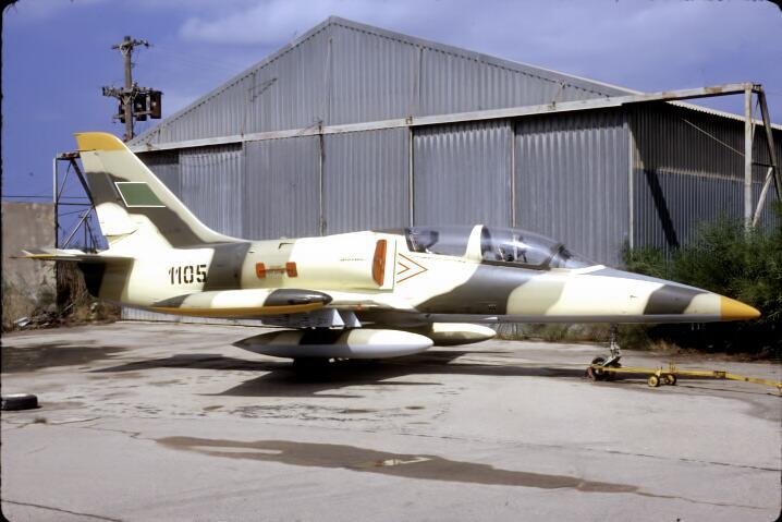 Ливийский Л-39 N1105