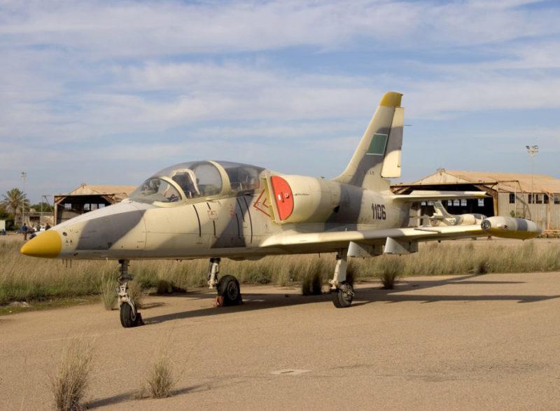 Ливийский Л-39 N1106
