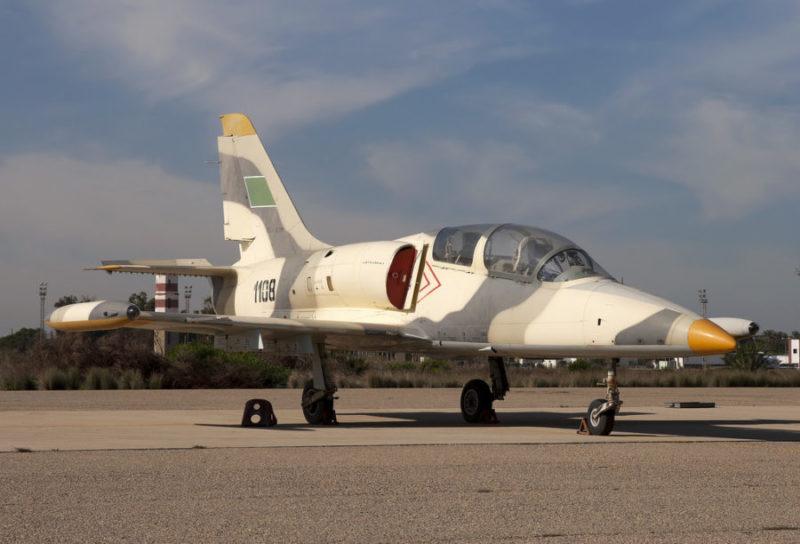 Ливийский Л-39 N1108
