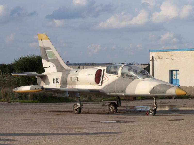 Ливийский Л-39 N1110