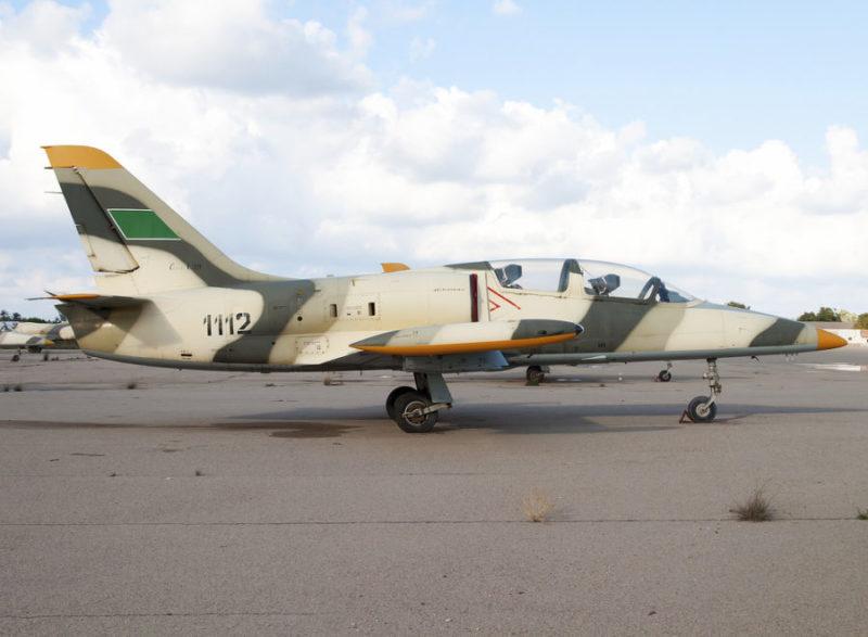 Ливийский Л-39 N1112