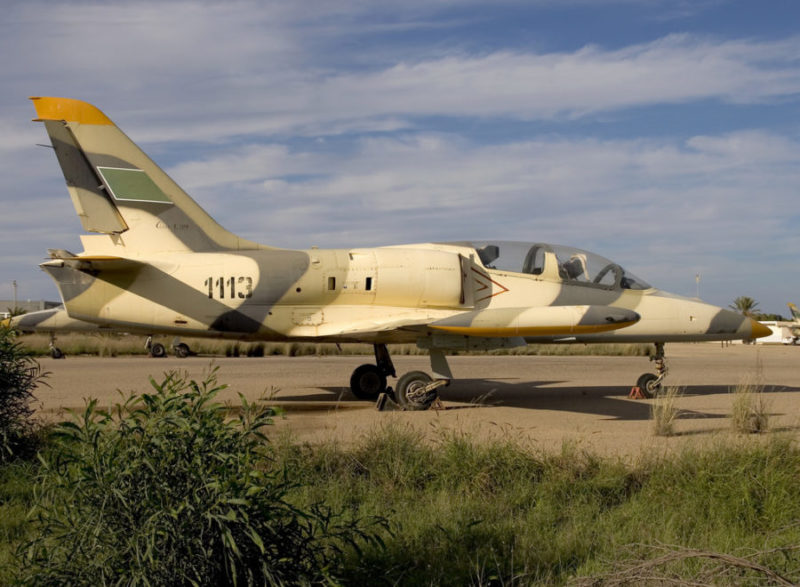 Ливийский Л-39 N1113