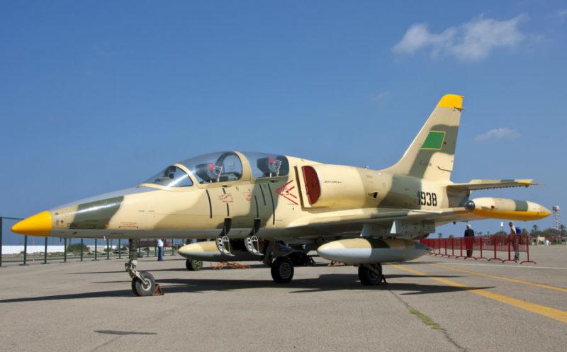 Ливийский Л-39 N1938