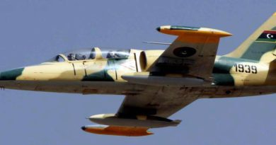 Ливийский L-39 N1939