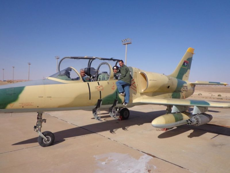 Ливийский Л-39 N1939