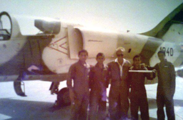 Ливийский L-39ZO N1940 в Чаде