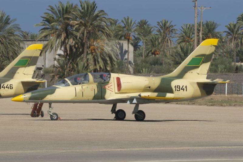 Ливийские Л-39 N1941 и N9446