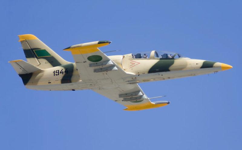 Ливийский Л-39 N1944 на Lavex-2009