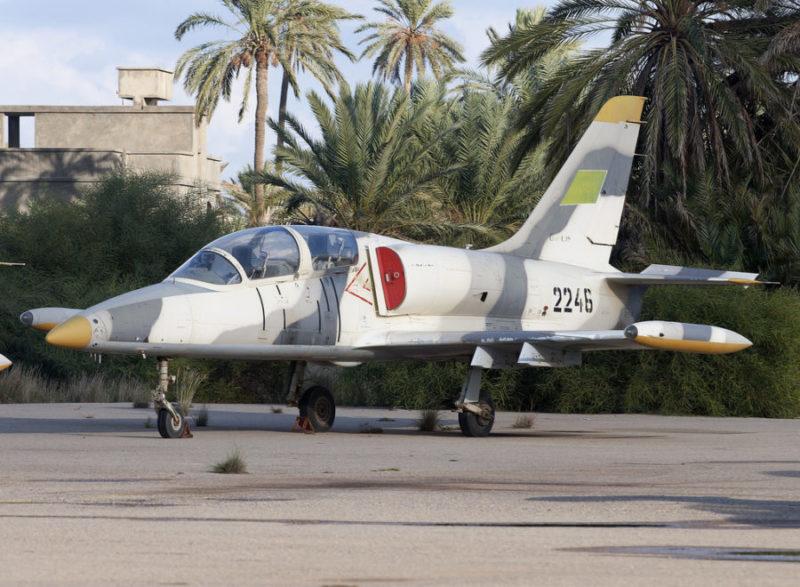 Ливийский Л-39 N2246