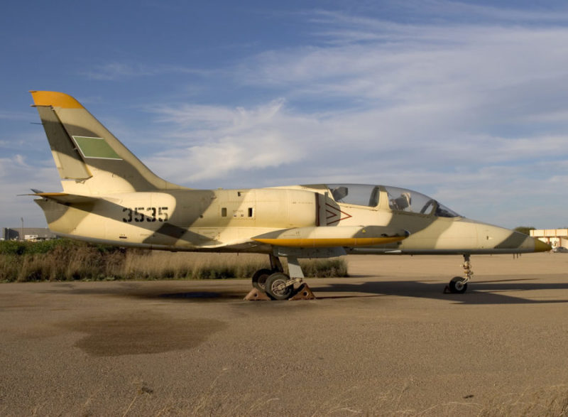 Ливийский Л-39 N3535