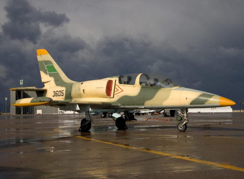 Ливийский Л-39 N3605