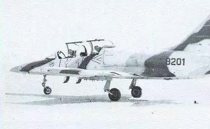 Ливийский L-39 N8201