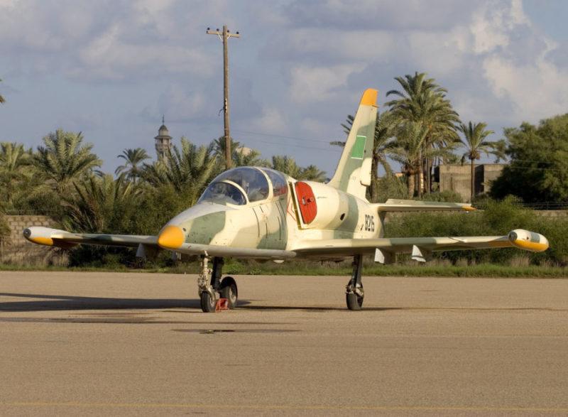 Ливийский Л-39 N8215