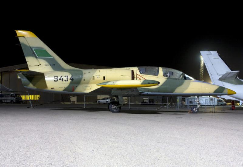 Ливийский L-39 N9434