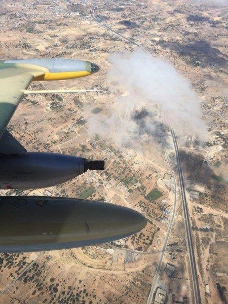Ливийский Л-39 с УПК-23-250