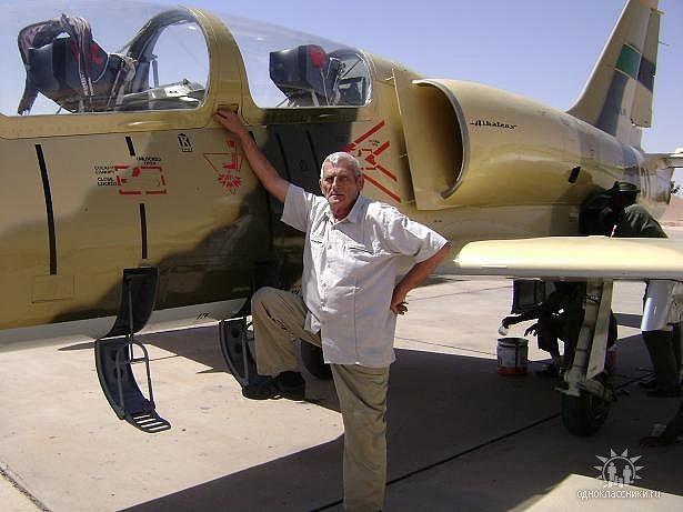 Ливийский Л-39, предположительно N9431