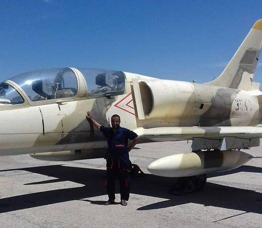 Л-39 Ливийской Национальной Армии