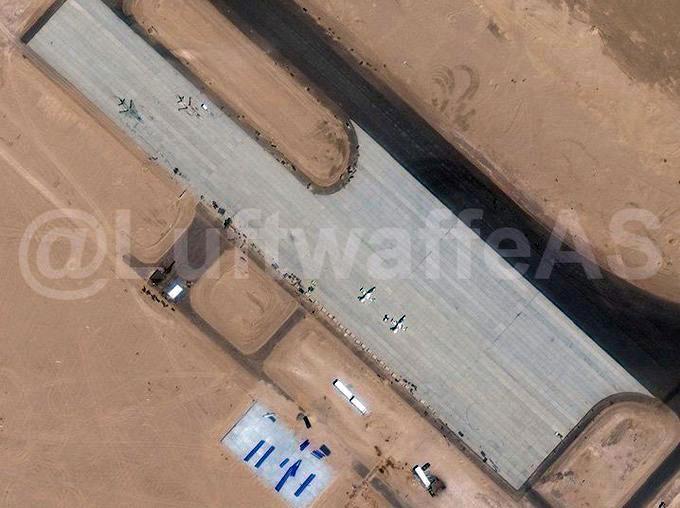Л-39 Ливийской Еациональной Армии в Таманхинте