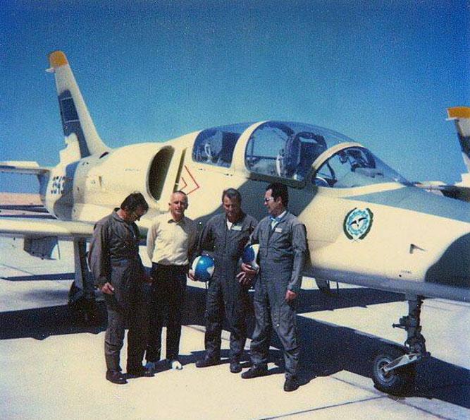 Libyan L-39ZO N3543
