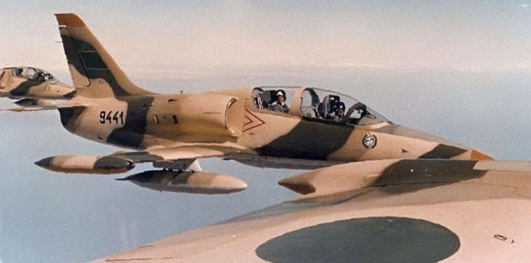 L-39 N9441 at flight
