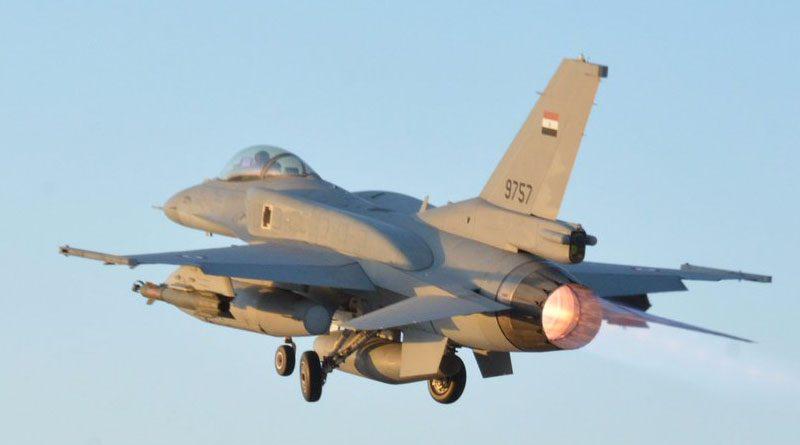 Египетский F-16
