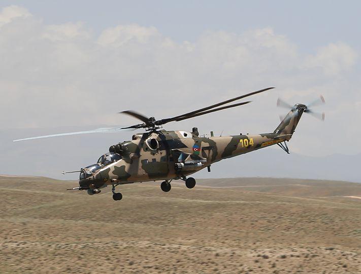 Ми-35М N104