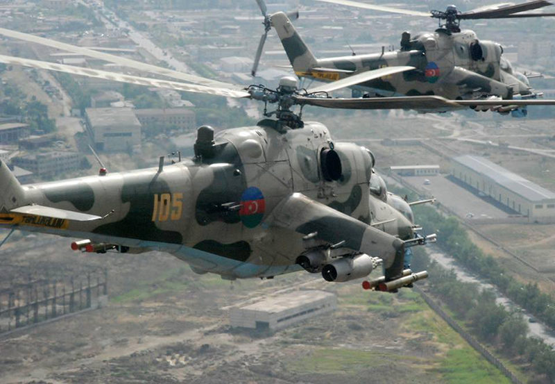 Ми-24П N105
