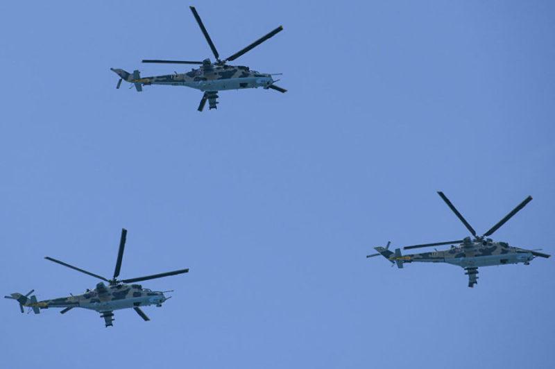 Ми-24В N172
