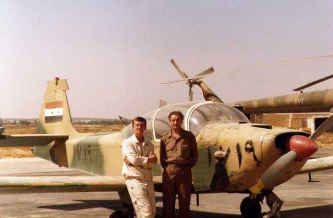 Сирийский MBB-223 Flamingo