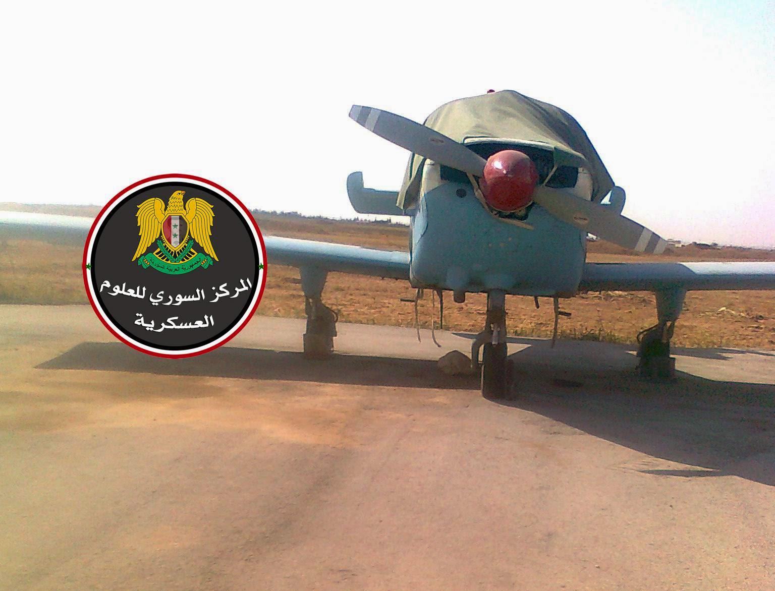 Сохранившийся MBB-223 Flamingo на одном из сирийских аэродромов
