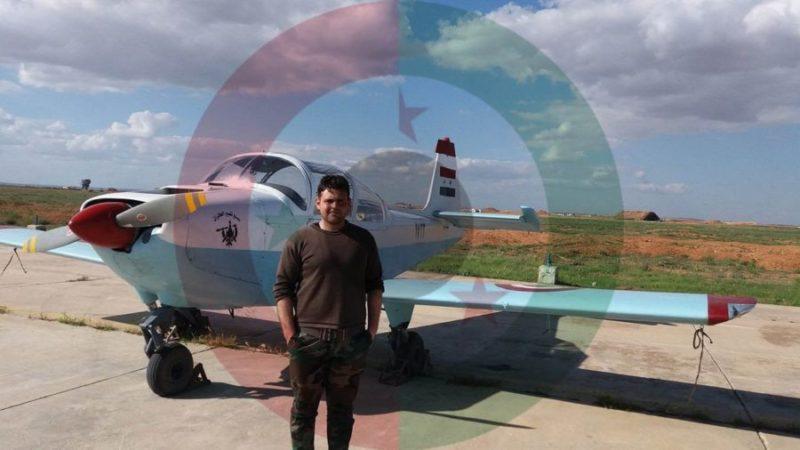 Сирийский MBB-223 Flamingo N1722 в идеальном состоянии